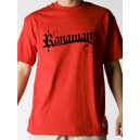 Camiseta Logotipo RANAMAN